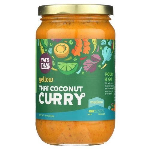 Thai Coconut Curry - Yellow - Yai's Thai - Paleo Friendly - Paleo Foundation