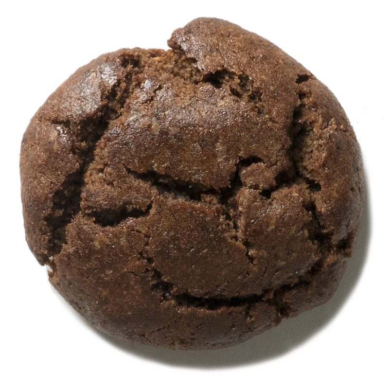 The Empowered Cookie- Ginger Molasses - Barr Necessities - PaleoVegan, Paleo Friendly - Paleo Foundation