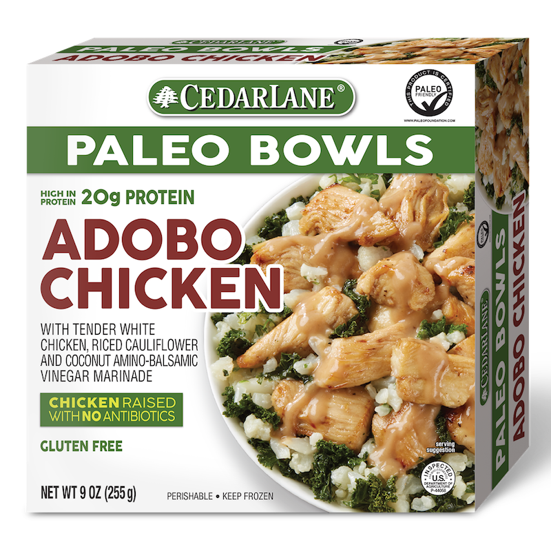 Adobo Chicken - Cedarlane Foods - Paleo Friendly - Paleo Foundation