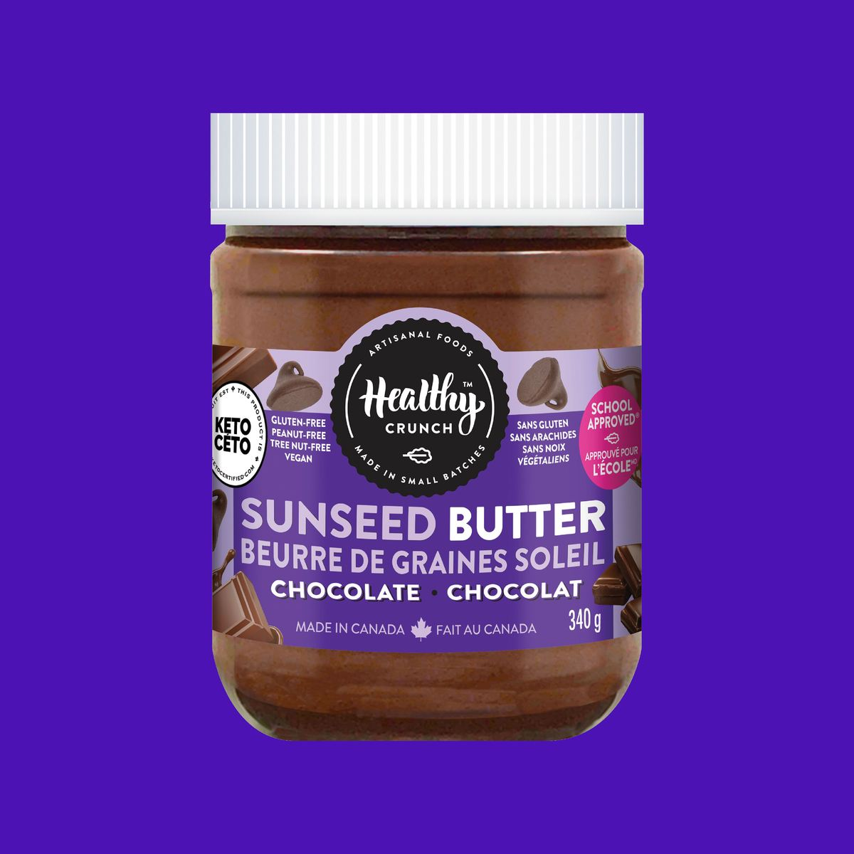 Chocolate Seed Butter