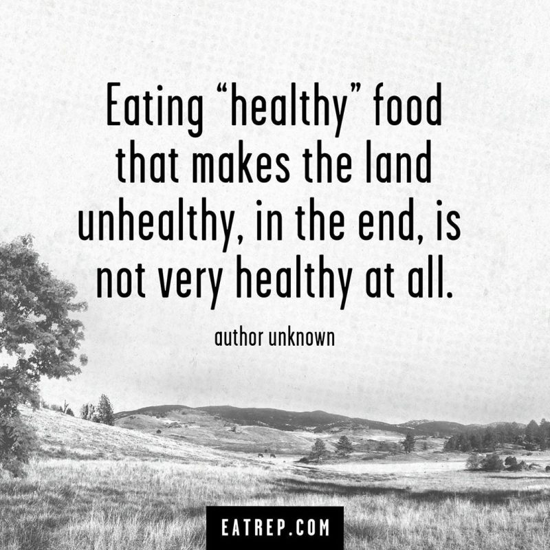 Eating Healthy - REP Provisions - Certified Paleo, KETO Certified by the Paleo Foundation
