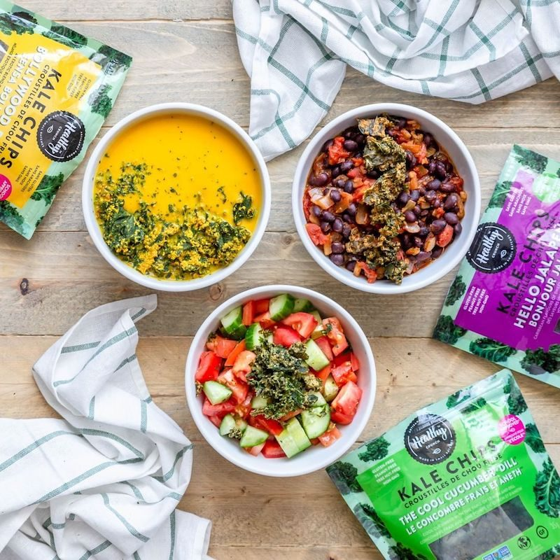 Kale Chips Spread - The Healthy Crunch Company - Certified Paleo - Paleo Foundation