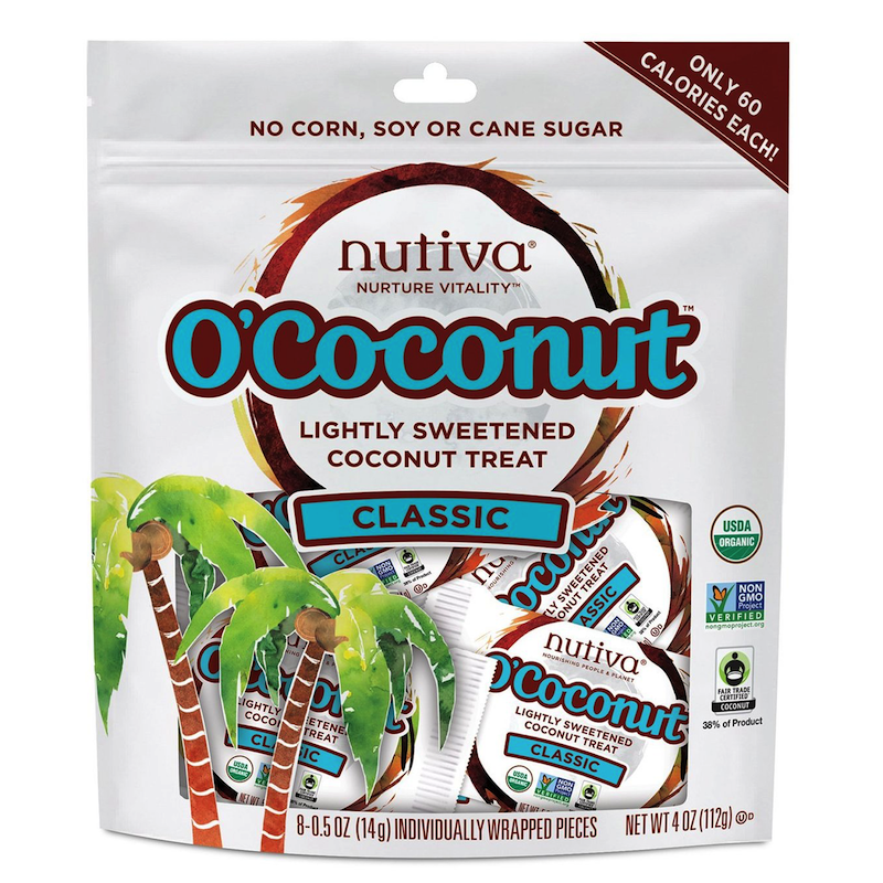 O'Coconut Classic - Nutiva - Paleo Friendly, KETO Certified - Paleo Foundation