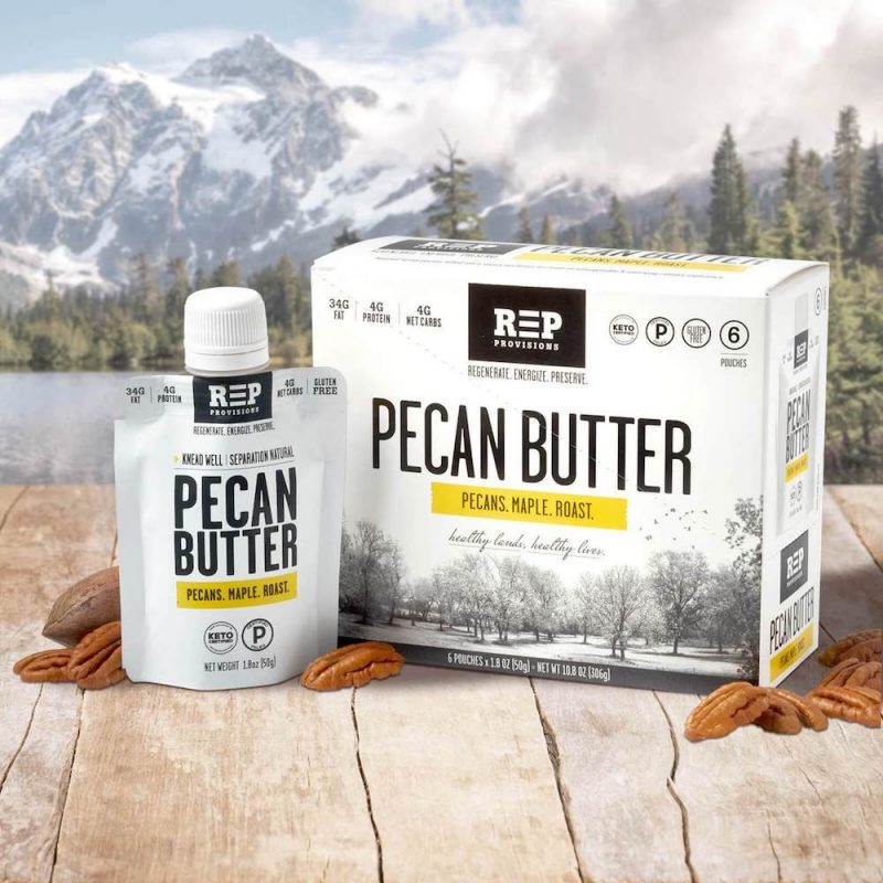 Pecan Butter - REP Provisions - Certified Paleo, KETO Certified by the Paleo Foundation