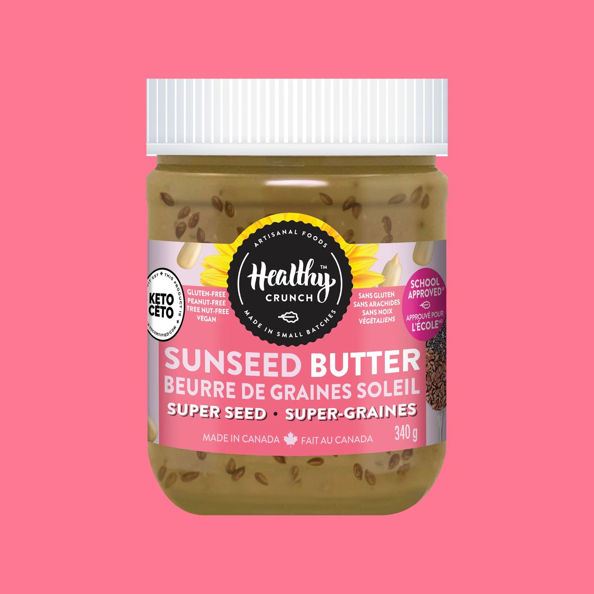 Superseed Seed Butter