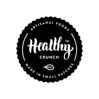 The Healthy Crunch Company logo 1 - Certified Paleo, Keto Certified by the Paleo Foundation