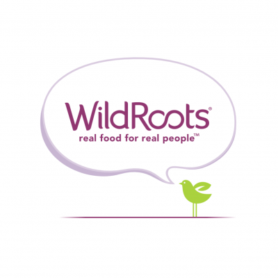 Wild Roots logo - Certified Paleo by the Paleo Foundation