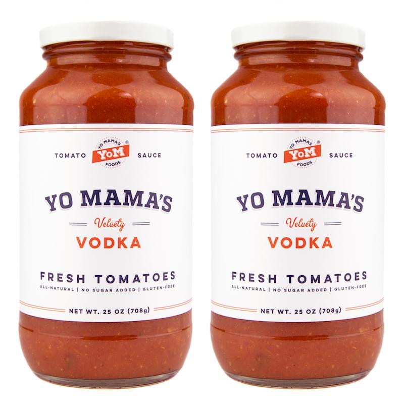 Yo Mama's Velvety Vodka - Yo Mama's Foods - KETO Certified - Paleo Foundation