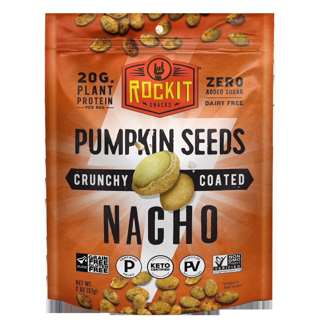 Nacho Pumpkin Seeds