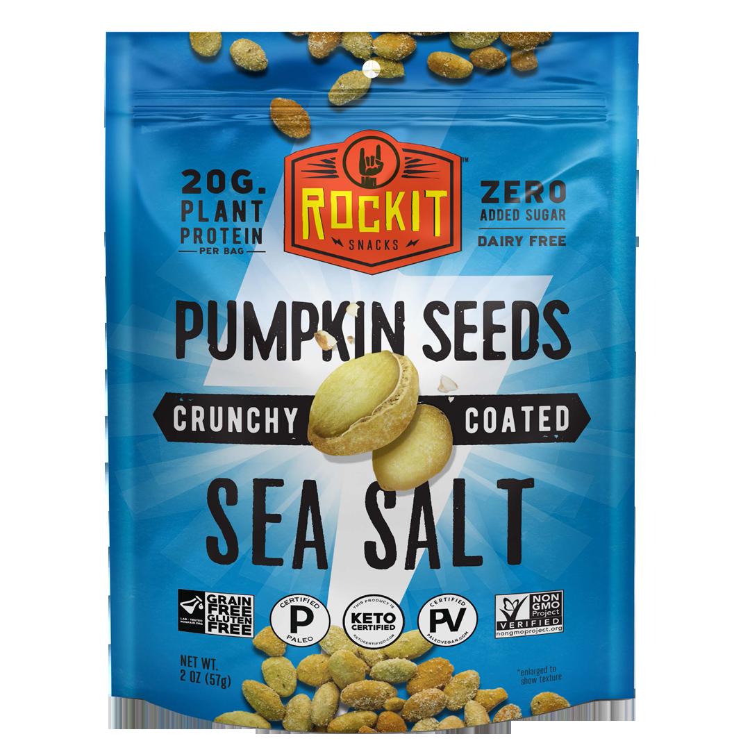 Sea Salt Pumpkin Seeds