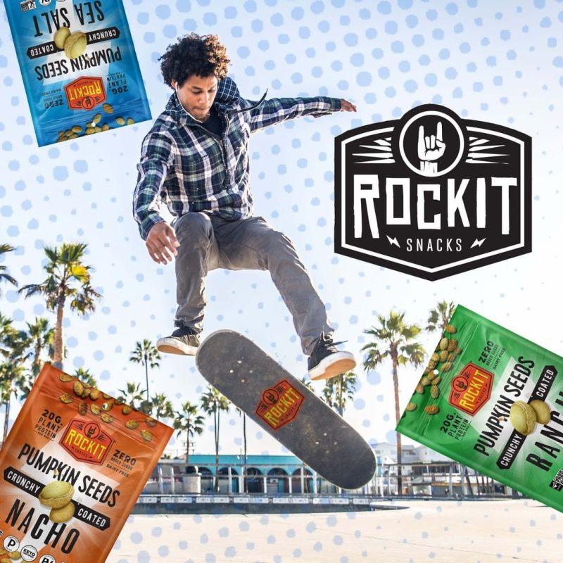 RockIt Snacks - Certified Paleo, Certified Grain Free, Keto Certified, PaleoVegan by the Paleo Foundation