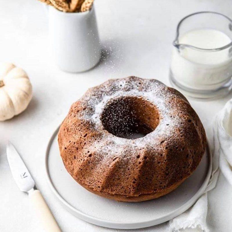 Gluten-free Bundt Cake 1 - Health Garden of USA - Certified Paleo, PaleoVegan, Grain Free Gluten Free by the Paleo Foundation