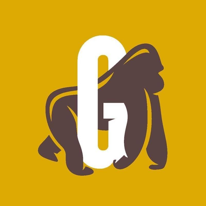 Logo Gorilly Goods - Evolve Snacking - Certified Paleo by the Paleo Foundation