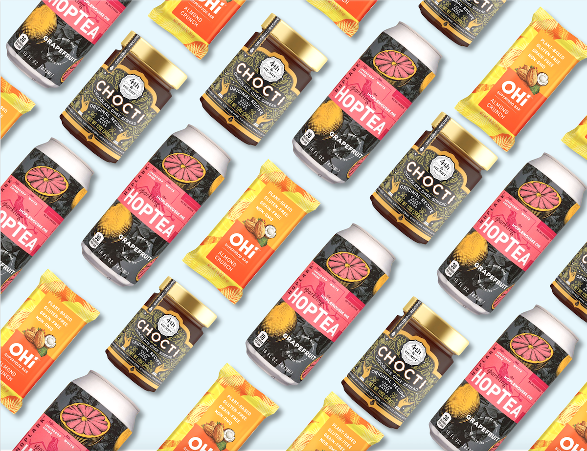 Moxie Sozo designs Certified Paleo and Certified Keto hoptea 4th and heart ghee and ohi bar