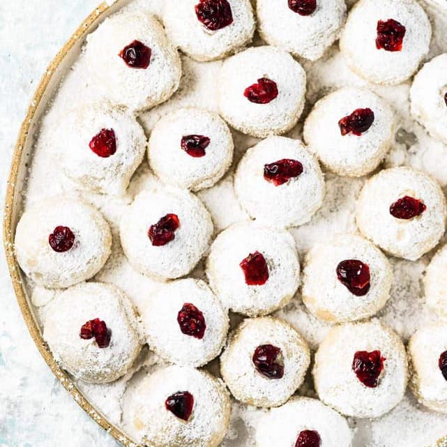 Snowball Keto Cookies with Xylitol Confection Sweetener - Health Garden of USA - Keto Certified by the Paleo Foundation