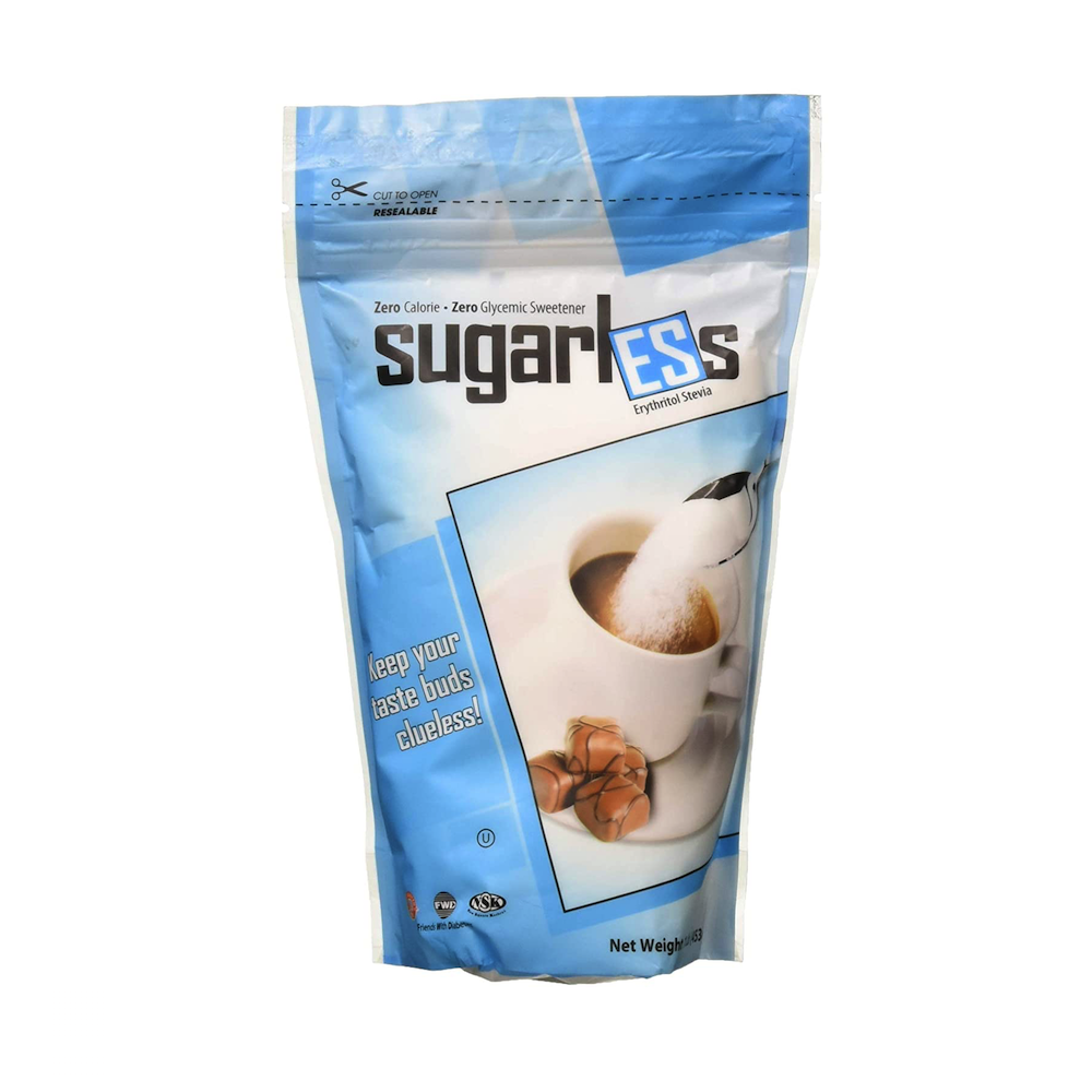 Sugarless - Health Garden of USA - Keto Certified by the Paleo Foundation