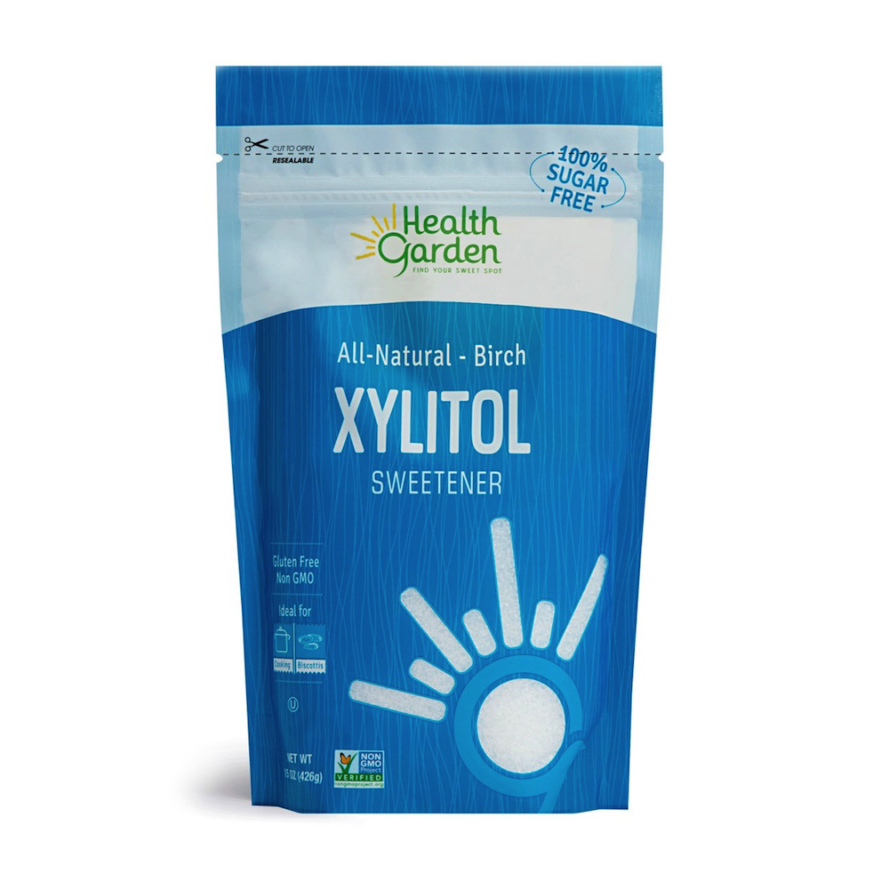 Xylitol - Health Garden of USA - Certified Paleo, PaleoVegan & KETO Certified by the Paleo Foundation