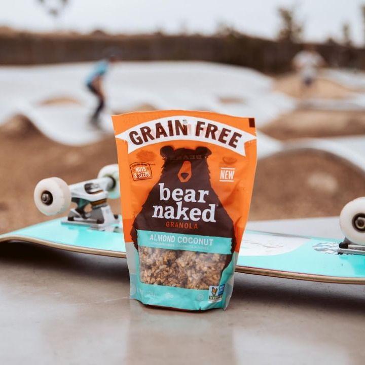 Almond Coconut Granola 1 - Bear Naked - Certified Paleo by the Paleo Foundation