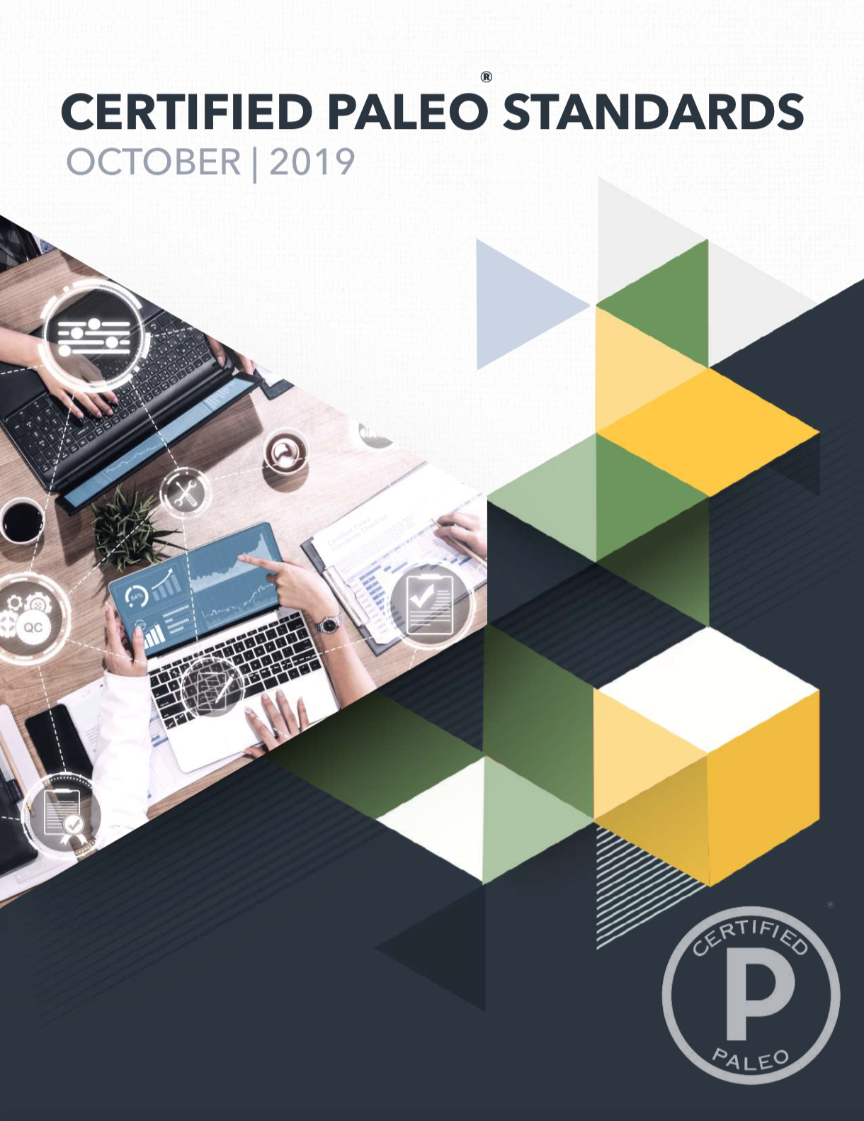 Certified Paleo Standards 2019