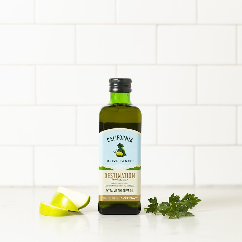 Everyday Destination Extra Virgin Olive Oil - California Olive Ranch - Certified Paleo, KETO Certified by the Paleo Foundation