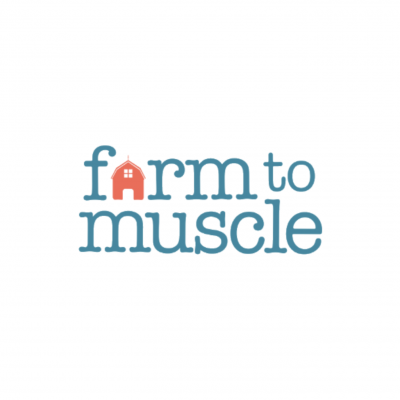 Farm to Muscle logo - Certified Paleo by the Paleo Foundation
