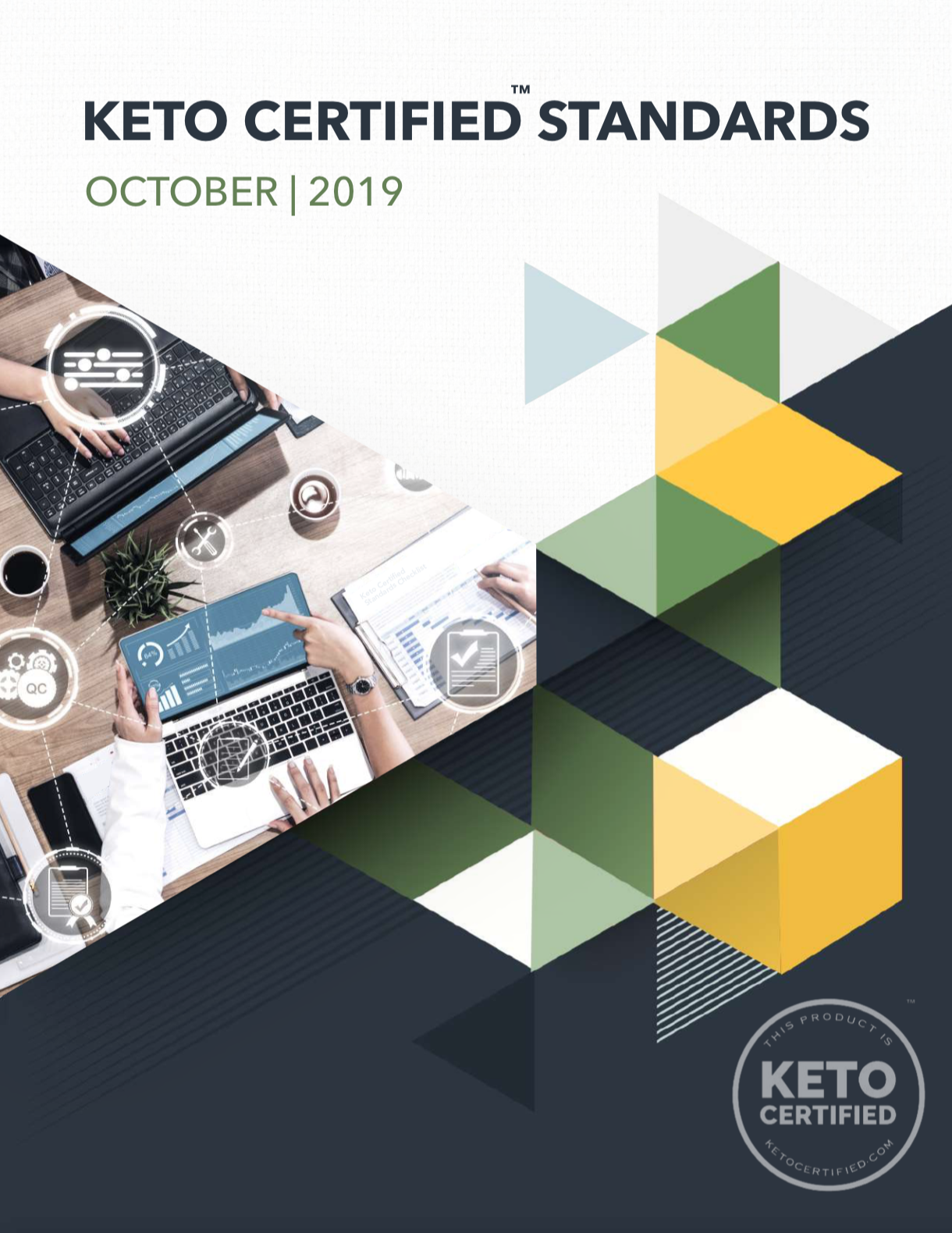 Keto Certified Standards October 2019