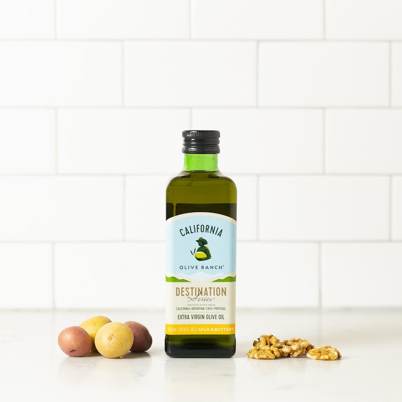 Mild & Buttery Extra Virgin Olive Oil - California Olive Ranch - Certified Paleo, KETO Certified by the Paleo Foundation