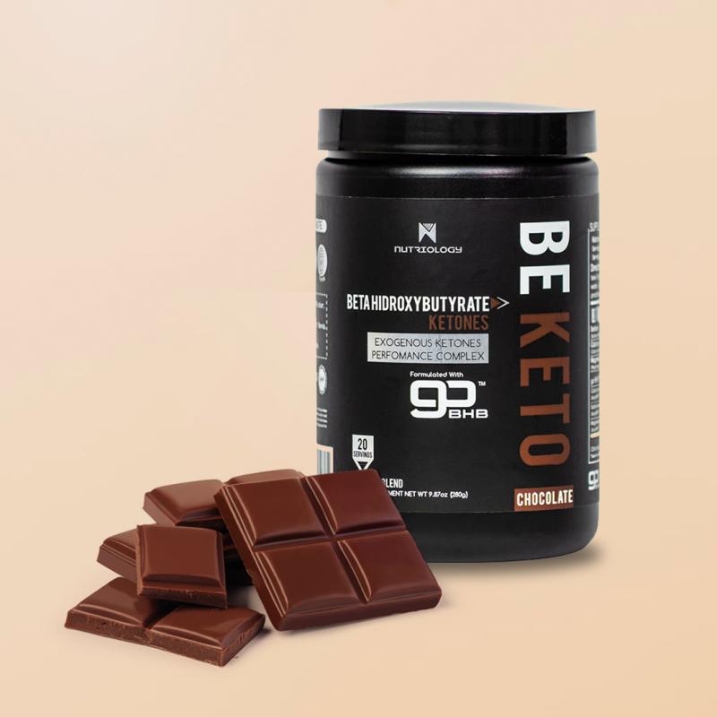 Be Keto Chocolate 3 - Nutriology - Certified Paleo Friendly, PaleoVegan, and KETO Certifed by the Paleo Foundation