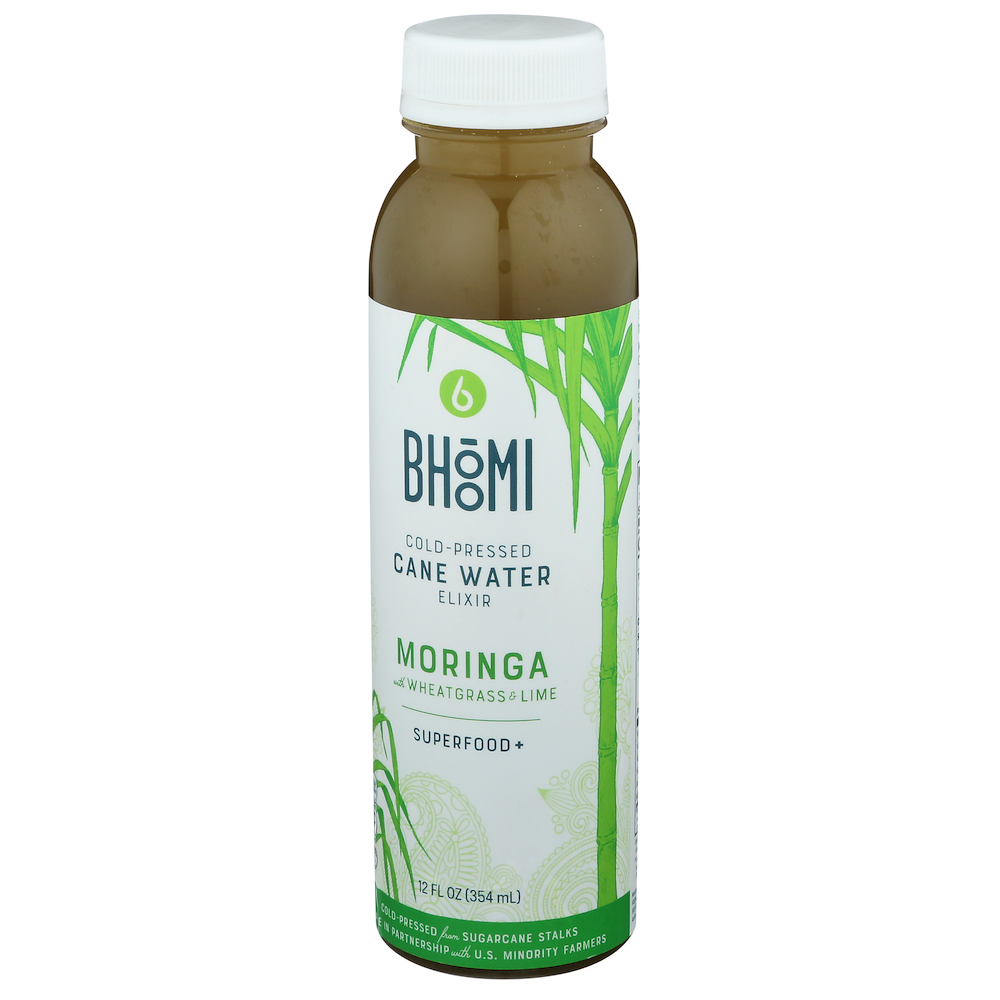 Bhoomi Cane Water Moringa + Wheatgrass - Bhoomi - Certified Paleo by the Paleo Foundation