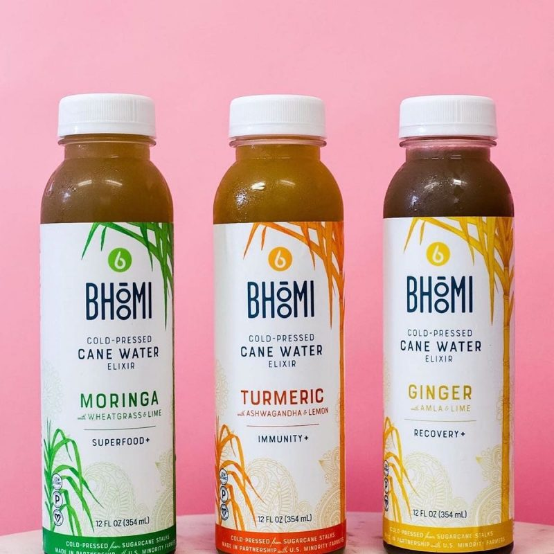 Lineup Cane Water 1 - Bhoomi - Certified Paleo by the Paleo Foundation