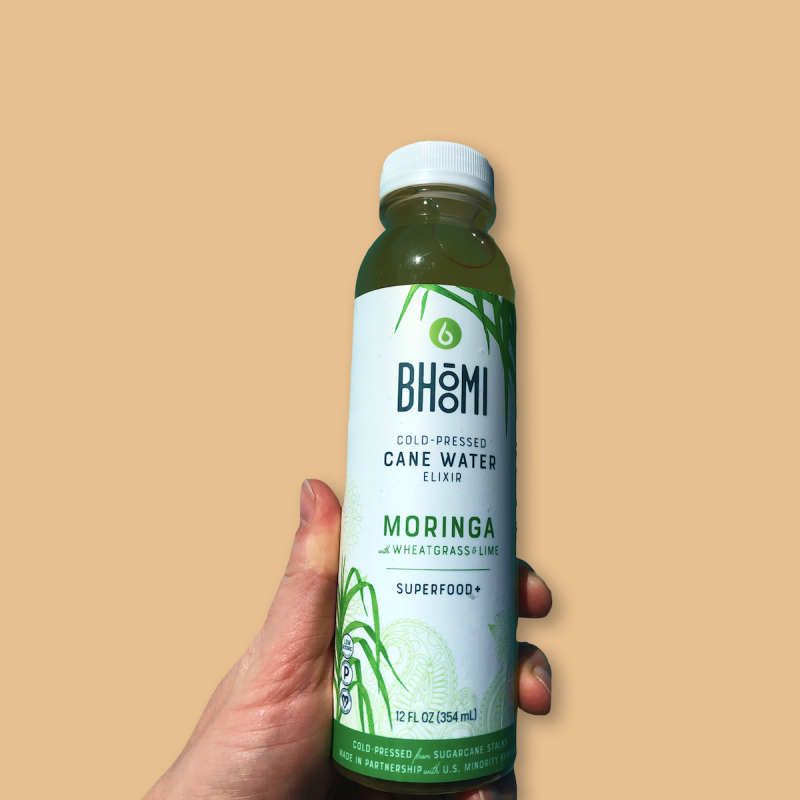 Moringa Cane Water - Bhoomi - Certified Paleo by the Paleo Foundation