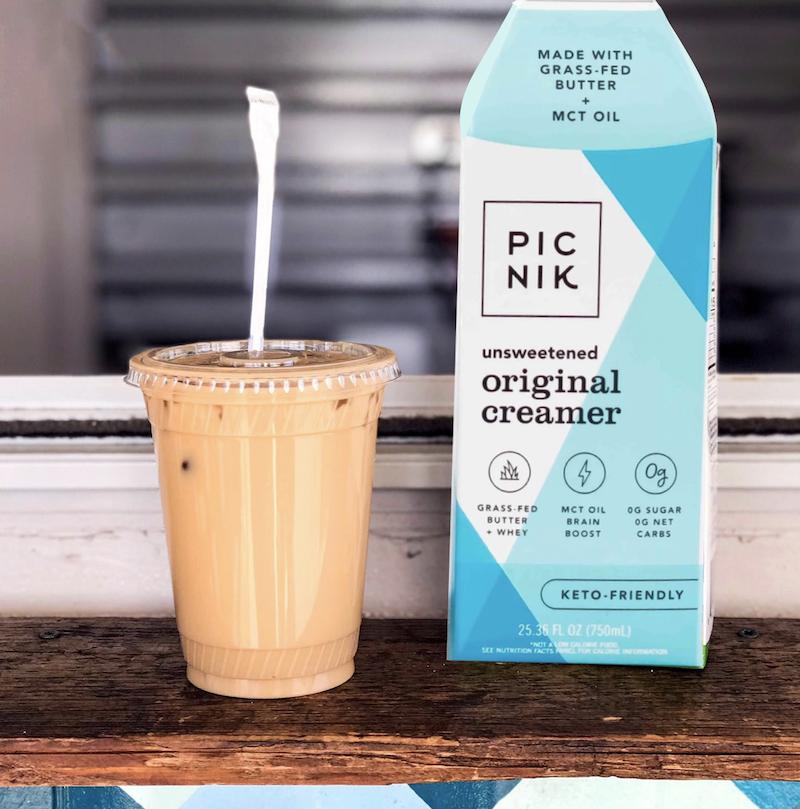 Picnik Keto Certified Original Creamer