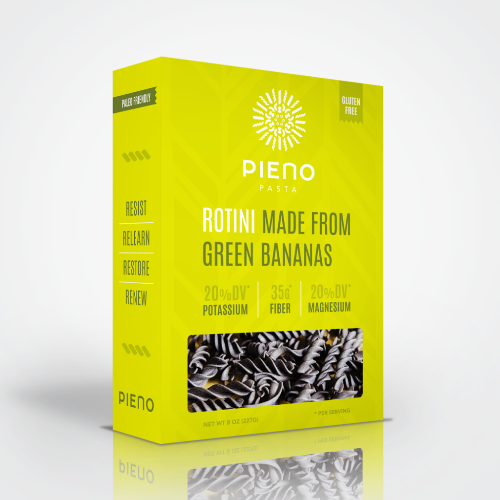 Pieno Pasta - Nature to Culture - Certified Paleo by the Paleo Foundation