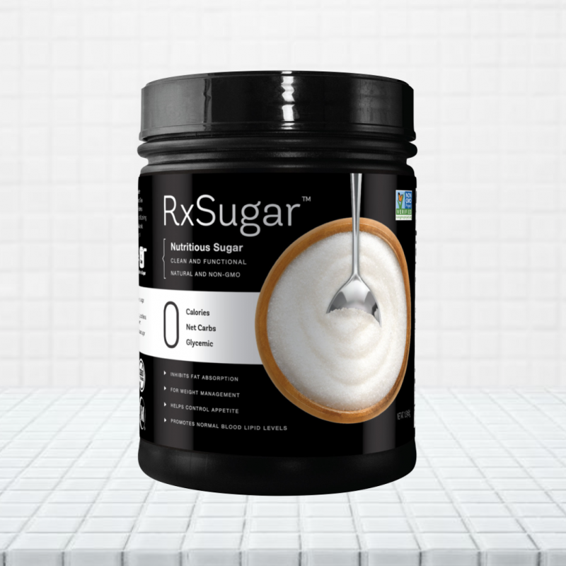 RxSugar 1 - Keto Certified by the Paleo Foundation