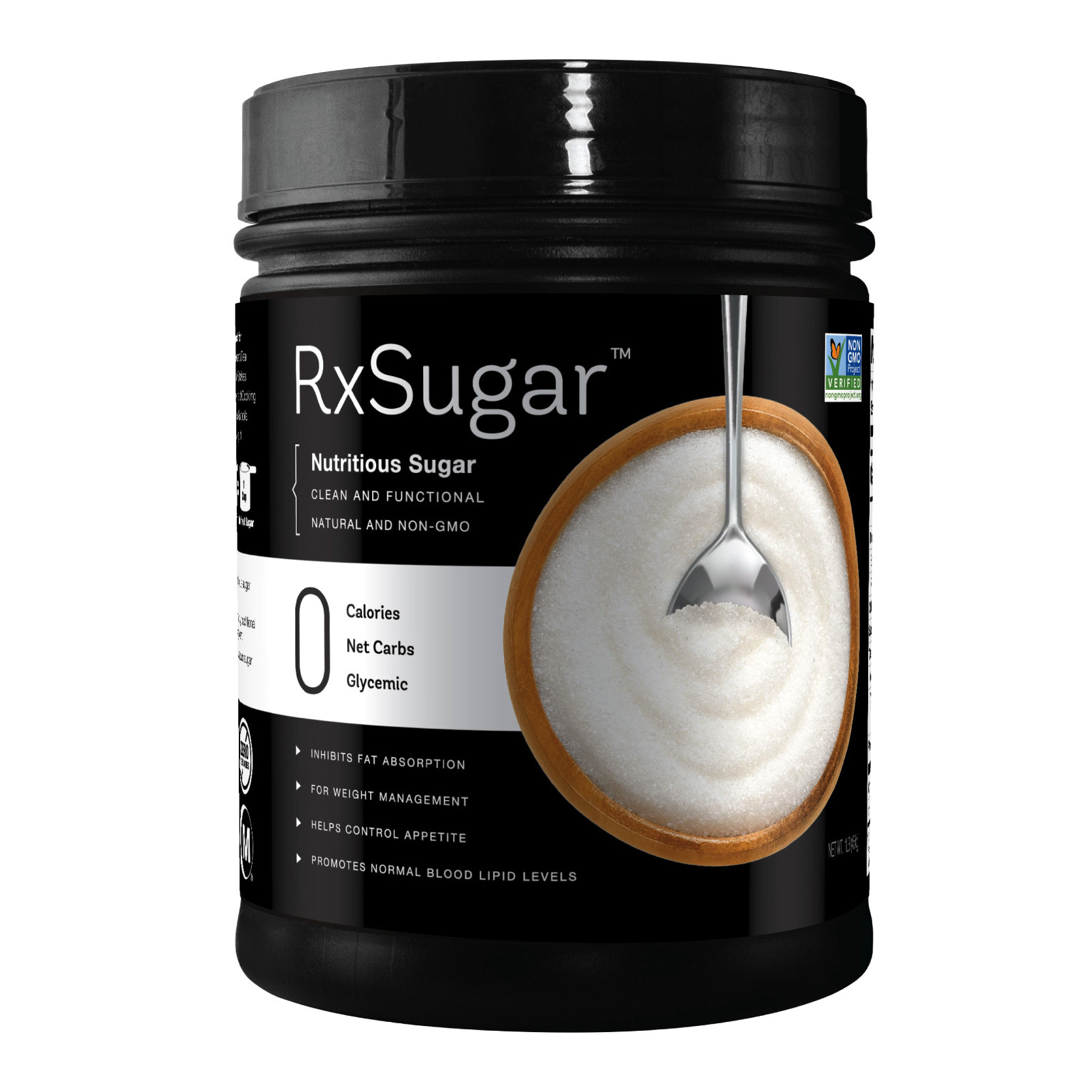 RxSugar - Keto Certified by the Paleo Foundation