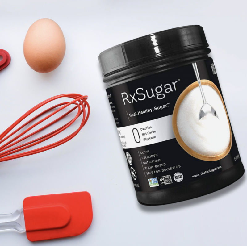 RxSugar Keto Sugar Substitute