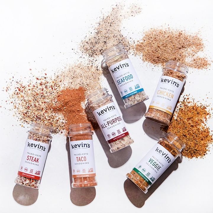 Seasonings Spread - Kevin's Natural Foods - Certified Paleo, KETO Certified by the Paleo Foundation