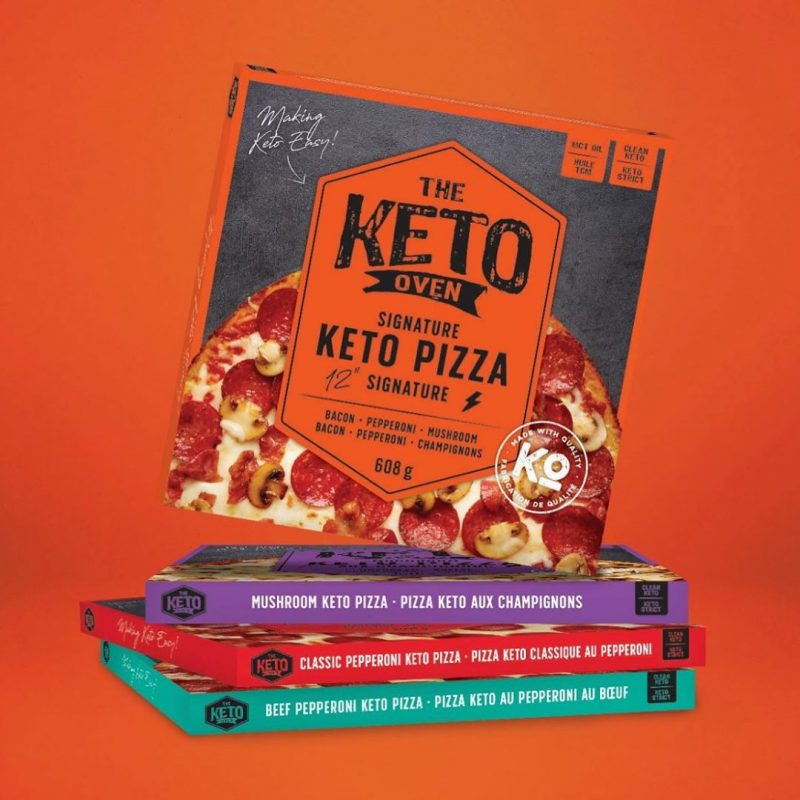 Pizza Stack - The Keto Oven - KETO Certified by the Paleo Foundation