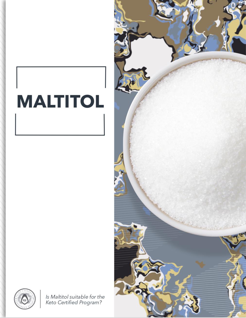 Is Maltitol Keto Friendly PDF