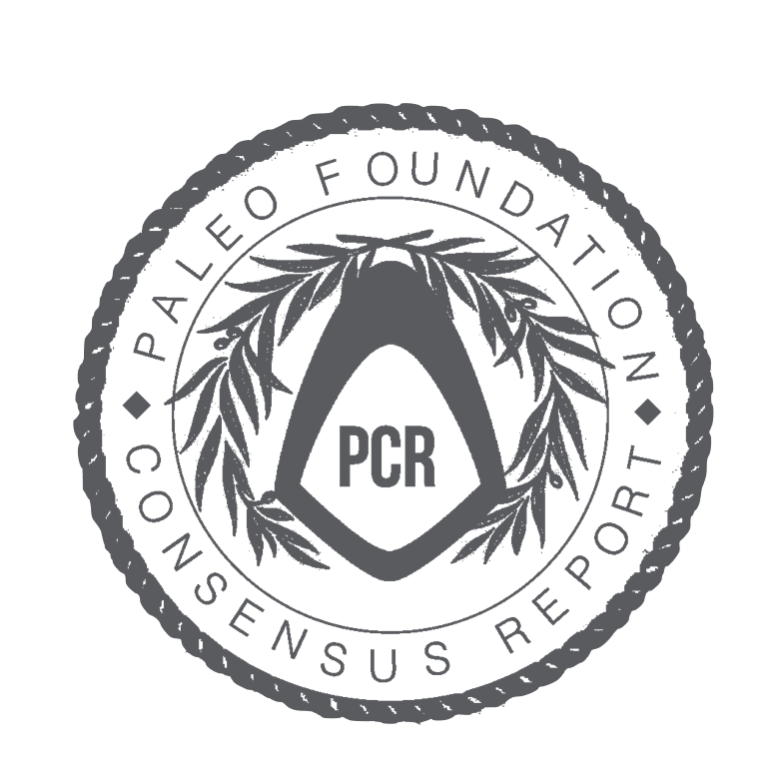 Paleo Foundation Consensus Report logo