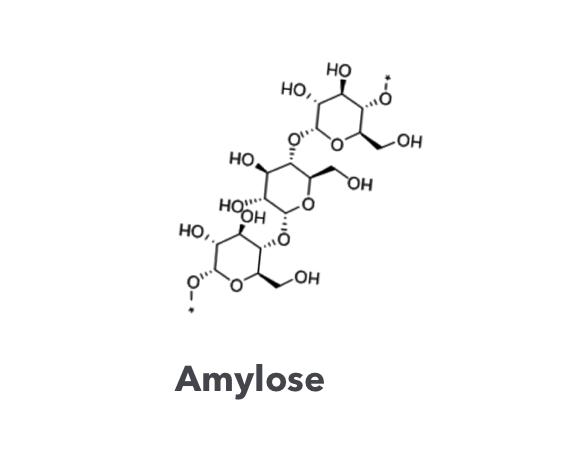 amylose white potatoes