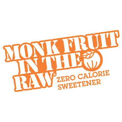 Monk Fruit in the Raw logo - Keto Certified monk fruit sweetener
