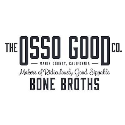 The Osso Good Co. - Certified Paleo, Certified Grain Free & Gluten Free, KETO Certified bone broths Expo West