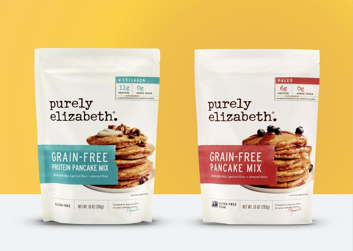 Purely Elizabeth grain-free pancakes