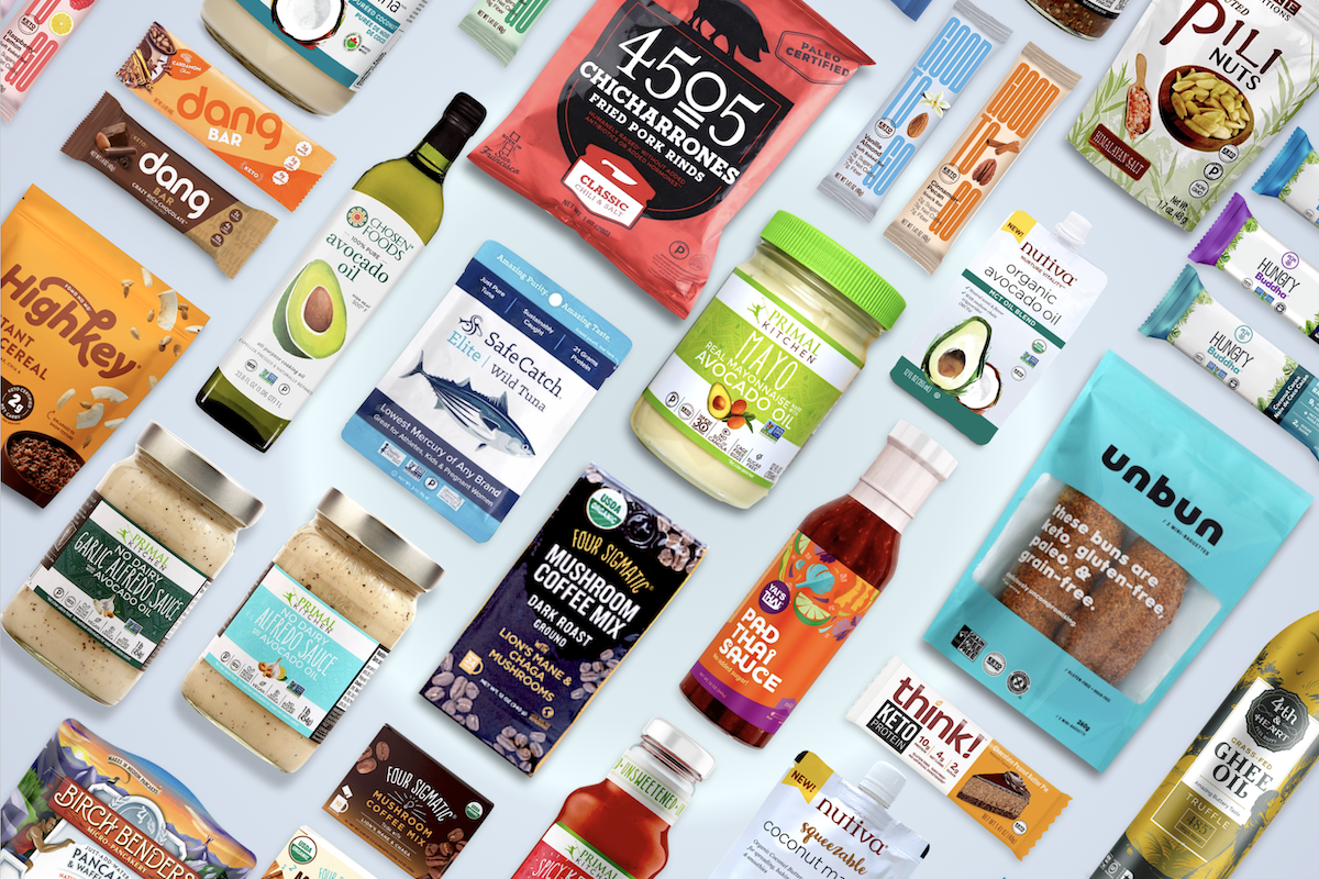 Keto Products online in Canada