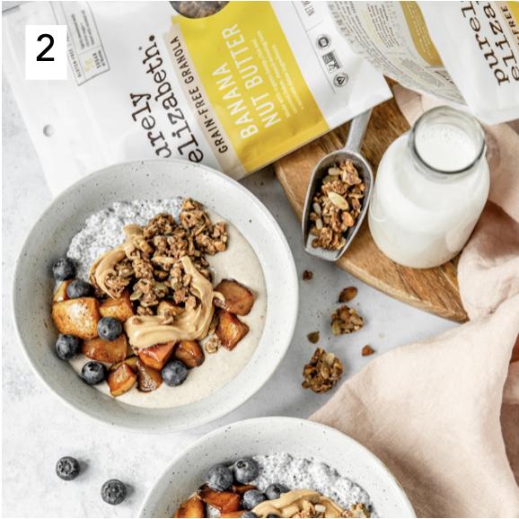Purely Elizabeth Grain-Free granola