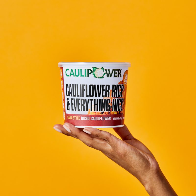 Baja Style Cauliflower Rice 02 - Caulipower - Keto Certified by the Paleo Foundation