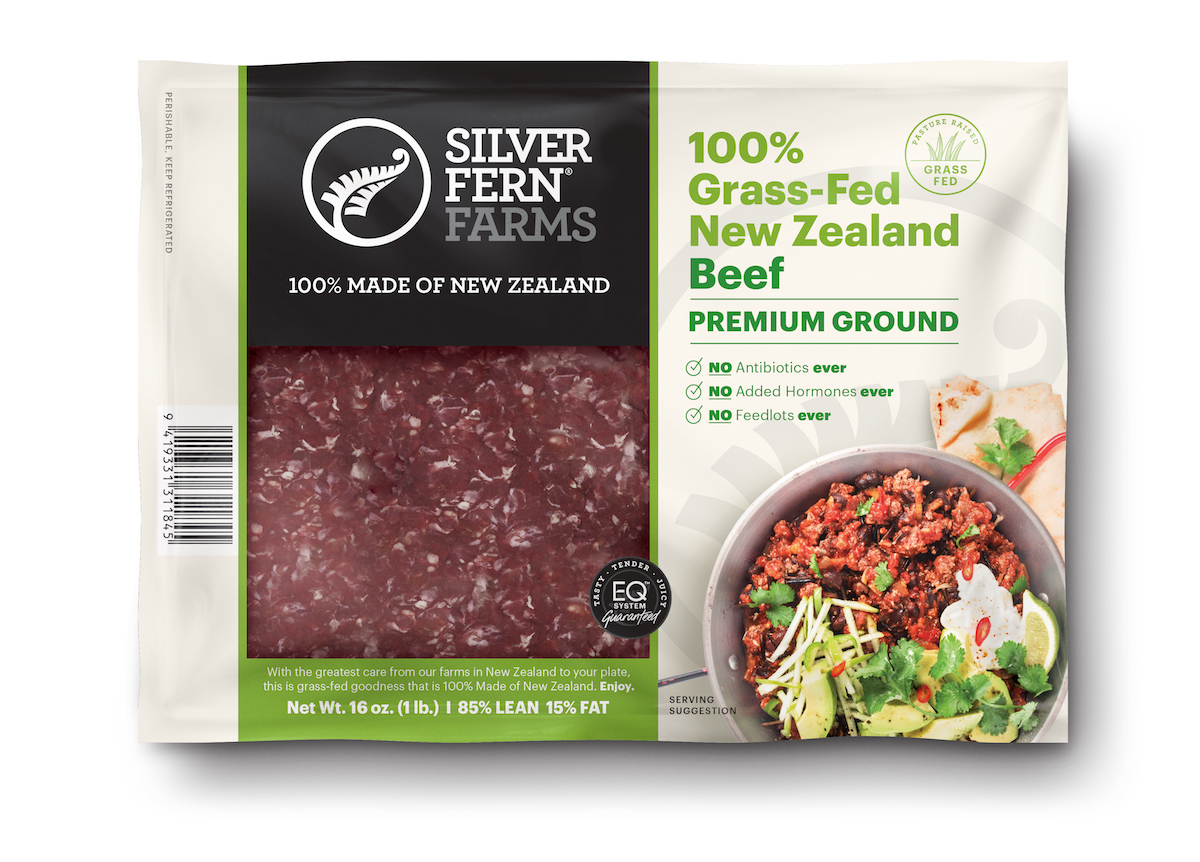 Beef Ground - Silver Fern Farms - Certified Paleo, Keto Certified by the Paleo Foundation