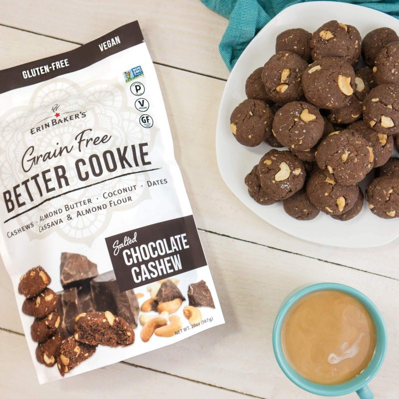 Better Cookie Chocolate Cashew 01 - Erin Baker's Wholesome - Certified Paleo by the Paleo Foundation