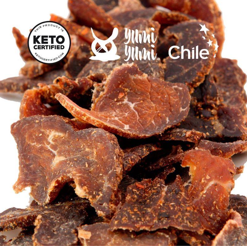 Biltong 3 - Yumi Yumi - Seka Meat Spa - KETO Certified by the Paleo Foundation